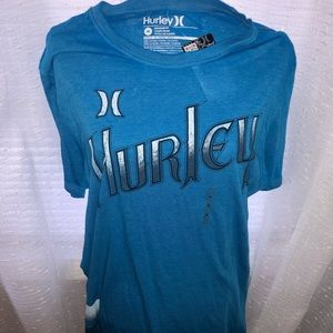 NWT Hurley t-shirt size large